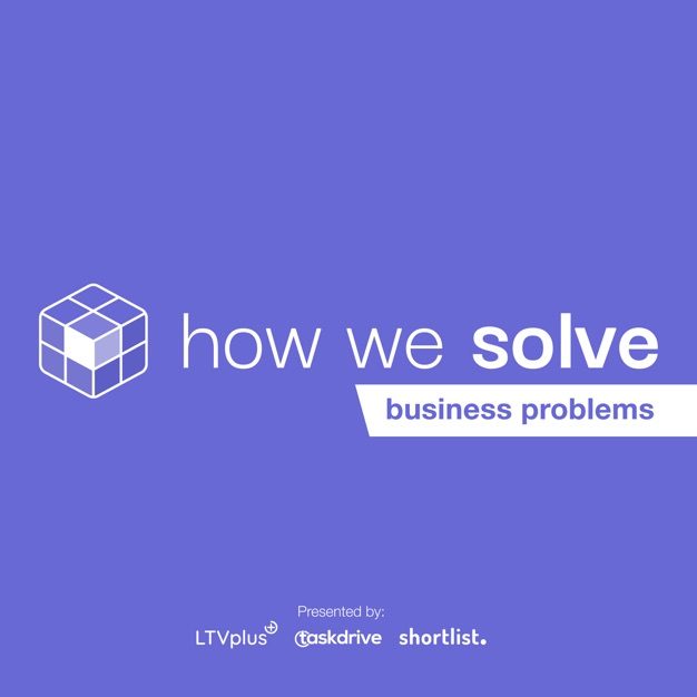 How We Solve podcast