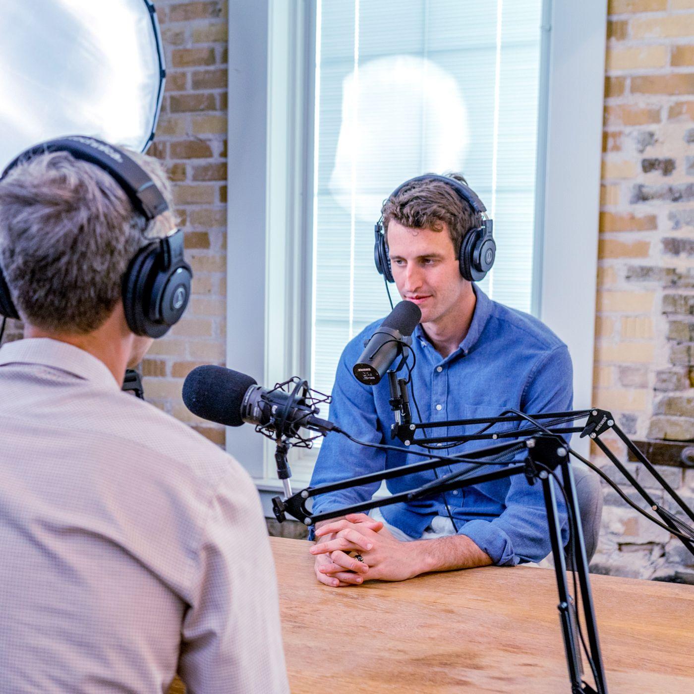speak on podcast